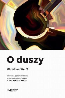 okładka O duszy, Ebook | Christian  Wolff