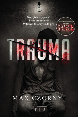 okładka Trauma, Ebook   Max Czornyj