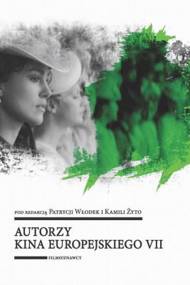 okładka Autorzy kina europejskiego, Ebook | Patrycja Włodek, Kamila Żyto