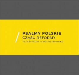 okładka Psalmy polskie czasu reformy, Ebook | Jarosław  Płuciennik, Krystyna  Płachcińska, Danuta  Kowalska