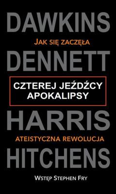 okładka Czterej jeźdźcy Apokalipsy, Ebook | Harris, Dawkins, Dennett, Hitchens