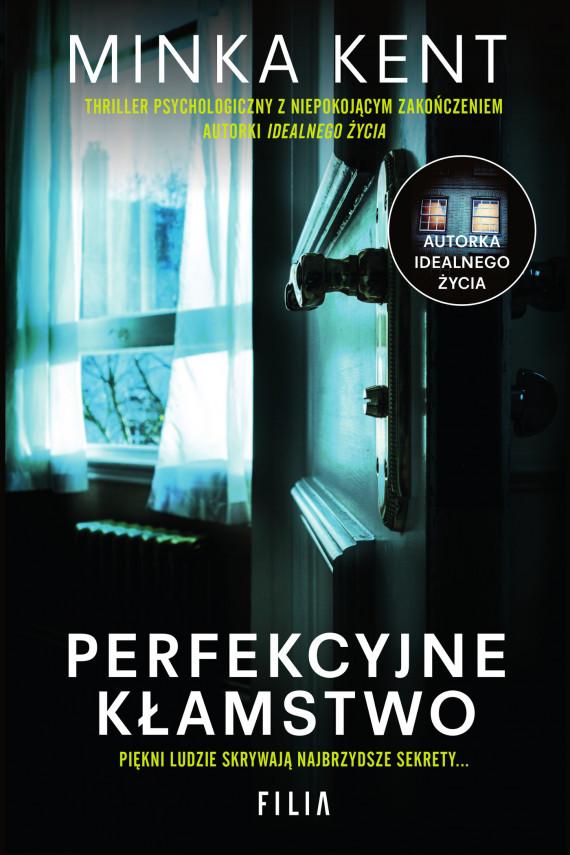 okładka Perfekcyjne kłamstwoebook | EPUB, MOBI | Joanna Grabarek, Minka Kent