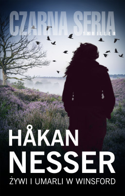 okładka Żywi i umarli w Winsford, Ebook | Håkan Nesser
