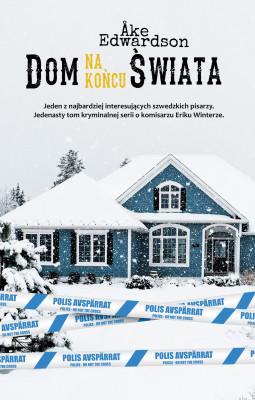 okładka Erik Winter (#11). Dom na końcu świata, Ebook | Åke Edwardson, Inga Sawicka
