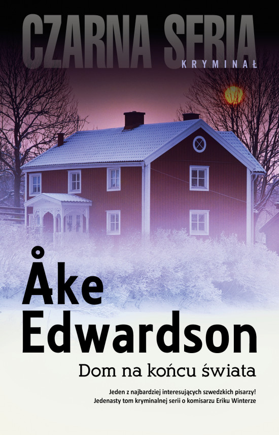 okładka Erik Winter (#11). Dom na końcu świataebook | EPUB, MOBI | Åke Edwardson