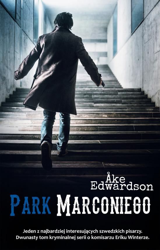 okładka Erik Winter (#12). Park Marconiegoebook | EPUB, MOBI | Åke Edwardson, Inga Sawicka