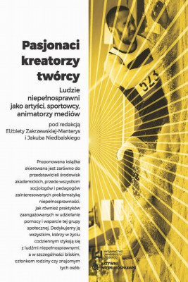 okładka Pasjonaci kreatorzy twórcy, Ebook | Elżbieta Zakrzewska-Manterys