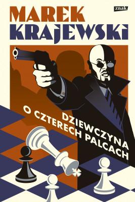 okładka Dziewczyna o czterech palcach, Ebook | Marek Krajewski