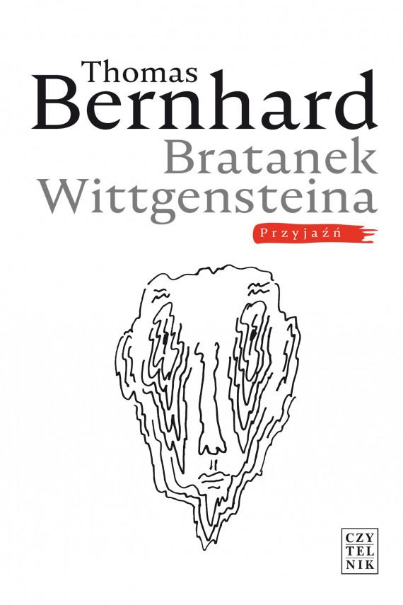 okładka Bratanek Wittgensteina.ebook | EPUB, MOBI | Thomas Bernhard, Kędzierski Marek