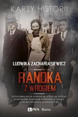 okładka Randka z wrogiem, Ebook | Ludwika  Zachariasiewicz