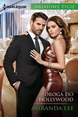 okładka Droga do Hollywood, Ebook | Miranda Lee