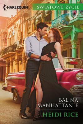okładka Bal na Manhattanie, Ebook | Heidi  Rice