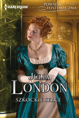 okładka Szkockie serce, Ebook   Julia London