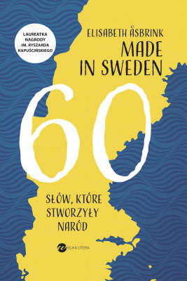 okładka Made in Sweden, Ebook | Elisabeth Åsbrink