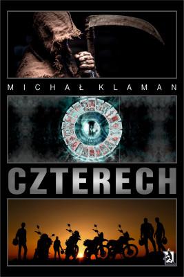 okładka Czterech, Ebook | Michał  Klaman
