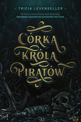 okładka Córka Króla Piratów, Ebook   Tricia Levenseller