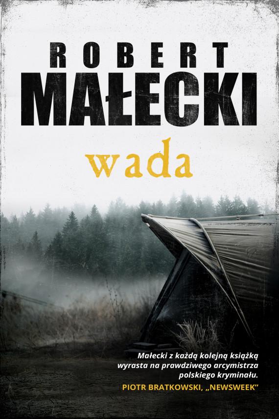 okładka Wadaebook | EPUB, MOBI | Robert Małecki