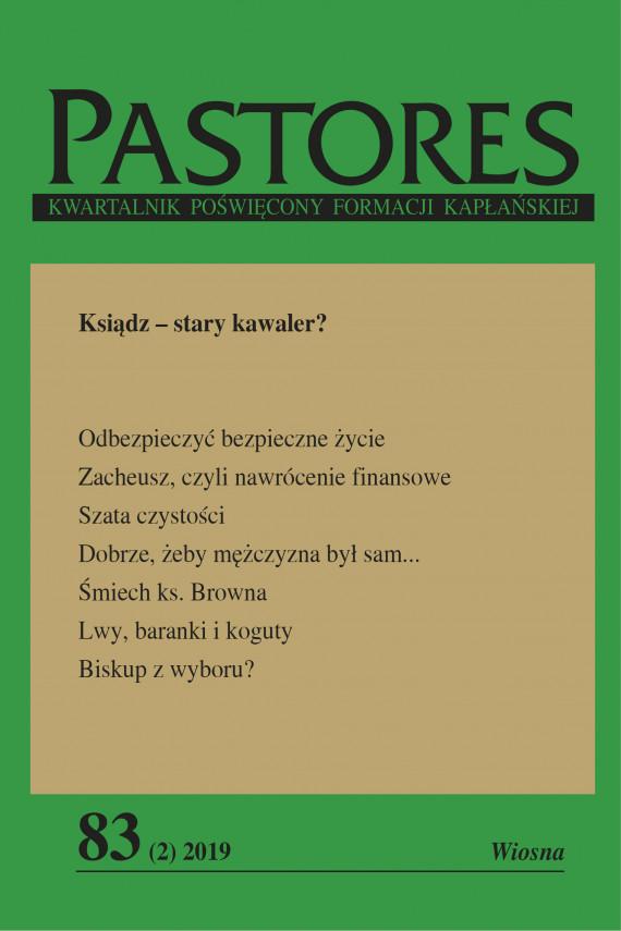 okładka Pastores 83 (2) 2019ebook | EPUB, MOBI | Zespół Redakcyjny