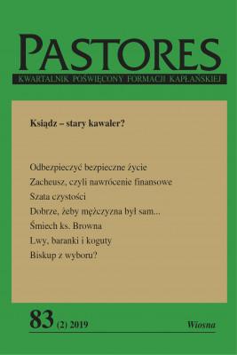 okładka Pastores 83 (2) 2019, Ebook | Zespół Redakcyjny