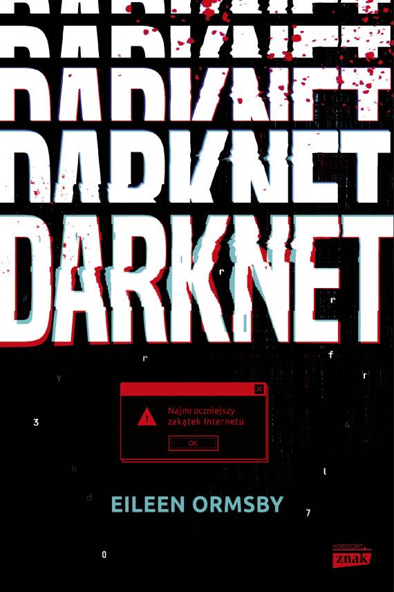 okładka Darknetebook | EPUB, MOBI | Eileen Ormsby