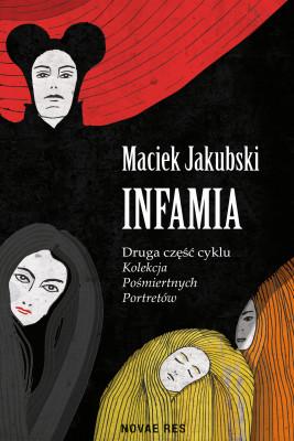 okładka Infamia, Ebook | Maciek Jakubski