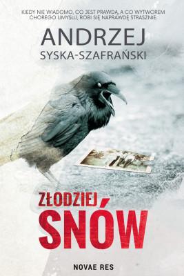 okładka Złodziej snów, Ebook | Andrzej Syska-Szafrański