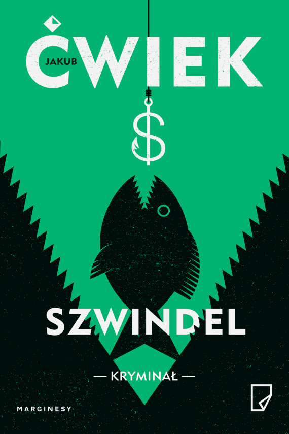 okładka Szwindel. Ebook | EPUB, MOBI | Jakub Ćwiek
