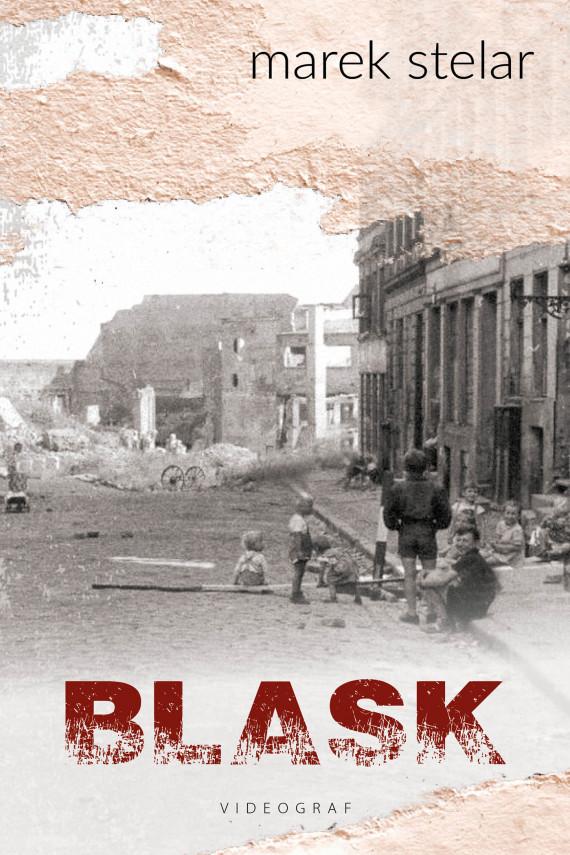 okładka Blaskebook | EPUB, MOBI | Marek Stelar