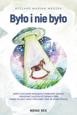 okładka Było i nie było, Ebook | Ryszard Marian  Mrozek