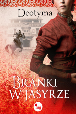 okładka Branki w jasyrze, Ebook | Deotyma