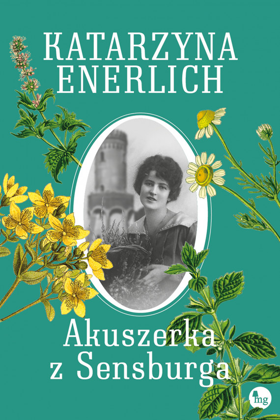 okładka Akuszerka z Sensburgaebook | EPUB, MOBI | Katarzyna Enerlich
