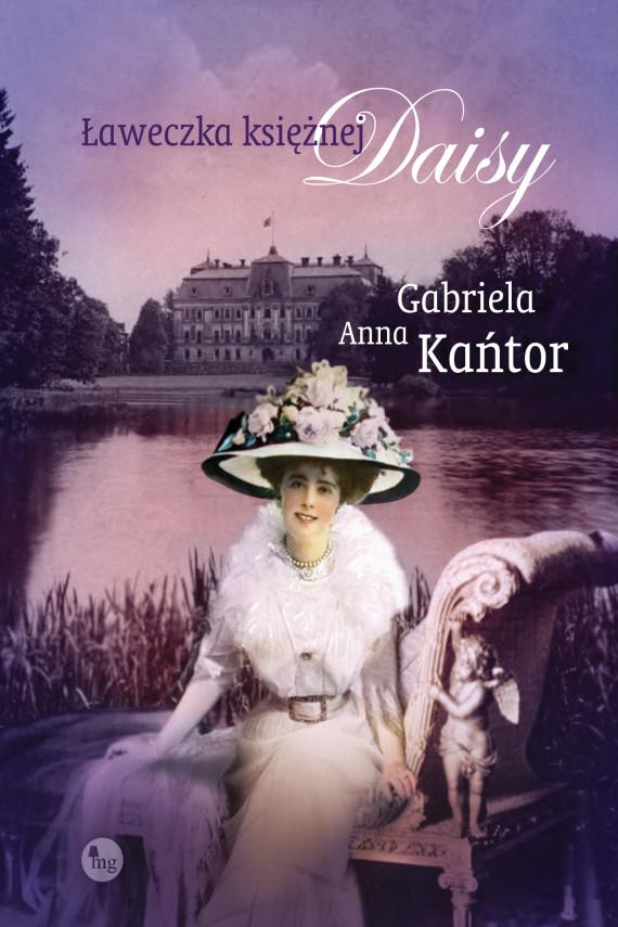 okładka Ławeczka księżnej Daisyebook | EPUB, MOBI | Gabriela Anna Kańtor