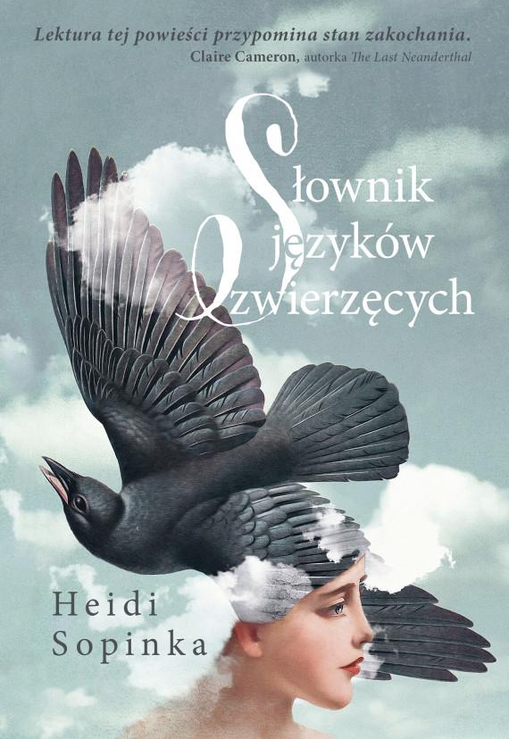 okładka Słownik języków zwierzęcychebook | EPUB, MOBI | Magdalena Słysz, Heidi Sopinka
