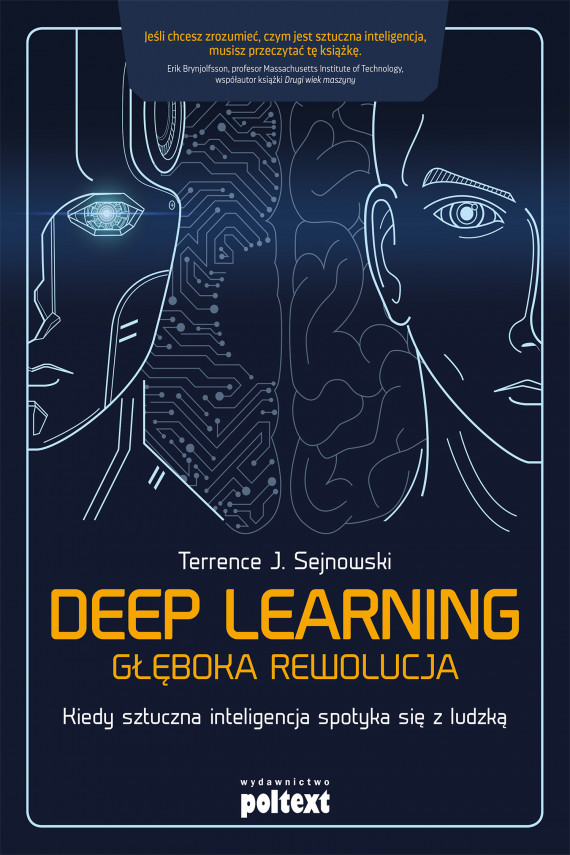 okładka Deep learning. Głęboka rewolucjaebook | EPUB, MOBI | Terrence J. Sejnowski