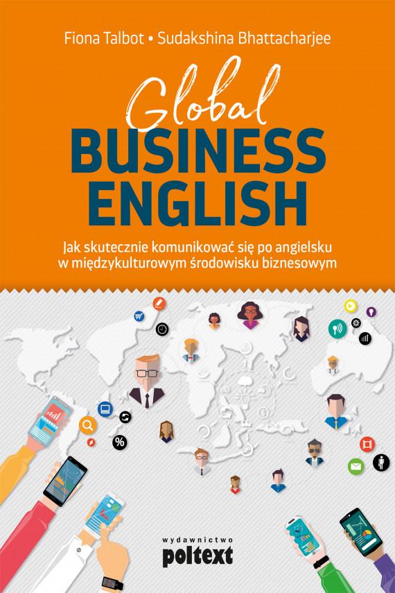 okładka Global Business Englishebook | EPUB, MOBI | Fiona Talbot, Sudakshina Bhattacharjee