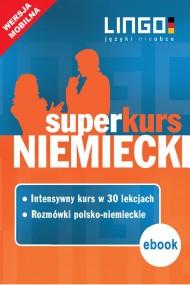 okładka Niemiecki. Superkurs (kurs+rozmówki). Wersja mobilna. Ebook | EPUB,MOBI | autor zbiorowy