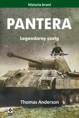 okładka Pantera, Ebook | Thomas Anderson