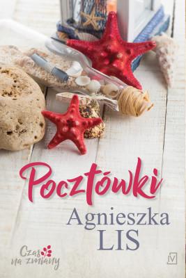 okładka Pocztówki, Ebook | Agnieszka Lis
