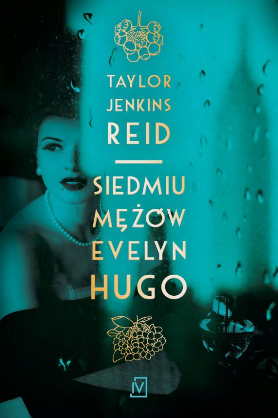 okładka Siedmiu mężów Evelyn Hugoebook | EPUB, MOBI | Taylor Jenkins Reid