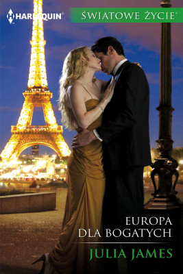 okładka Europa dla bogatych, Ebook | Julia James