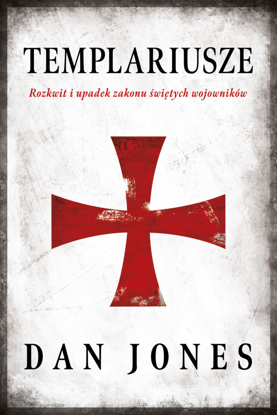 okładka Templariuszeebook | EPUB, MOBI | Dan Jones