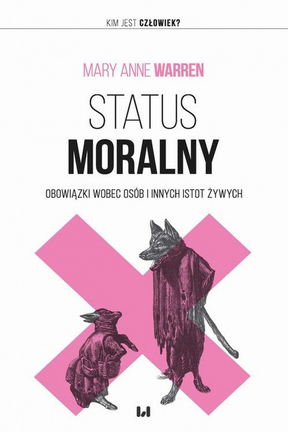 okładka Status moralnyebook | EPUB, MOBI | Mary Anne Warren