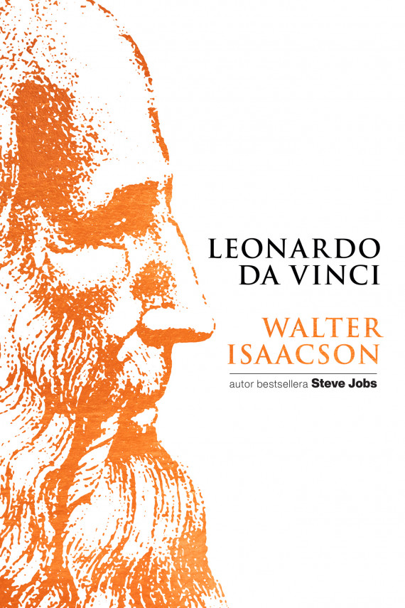 okładka Leonardo da Vinciebook | EPUB, MOBI | Walter Isaacson, Michał Strąkow