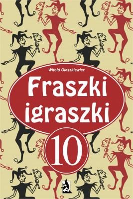 okładka Fraszki igraszki 10, Ebook | Witold Oleszkiewicz