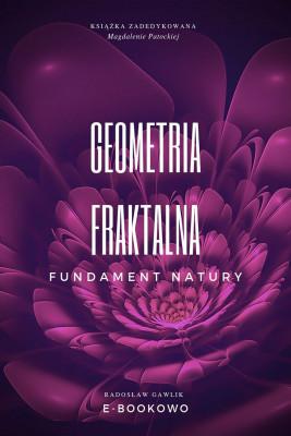 okładka Geometria fraktalna, Ebook | Radosław Gawlik