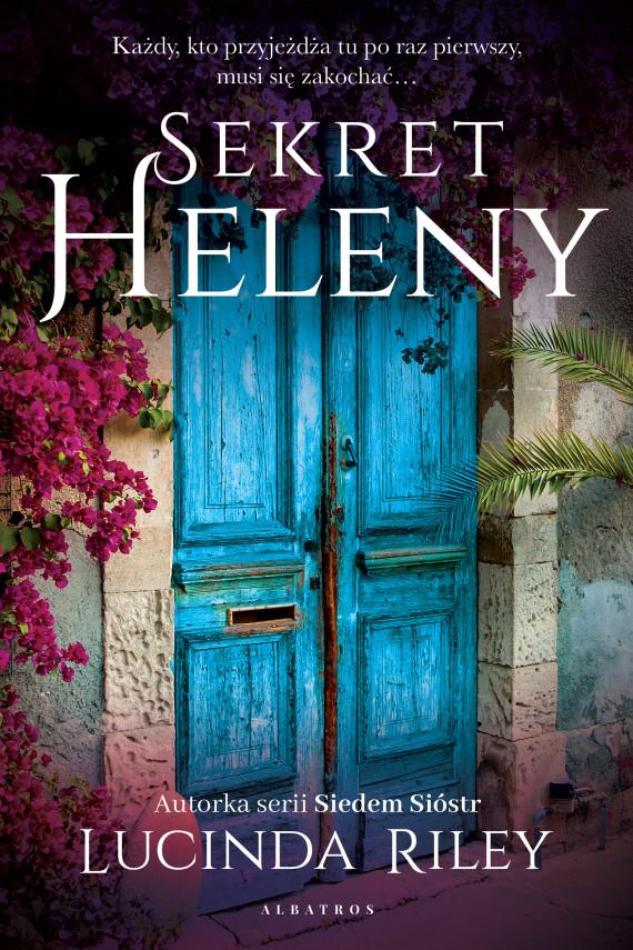 okładka Sekret Helenyebook | EPUB, MOBI | Maria Gębicka-Frąc, Riley Lucinda