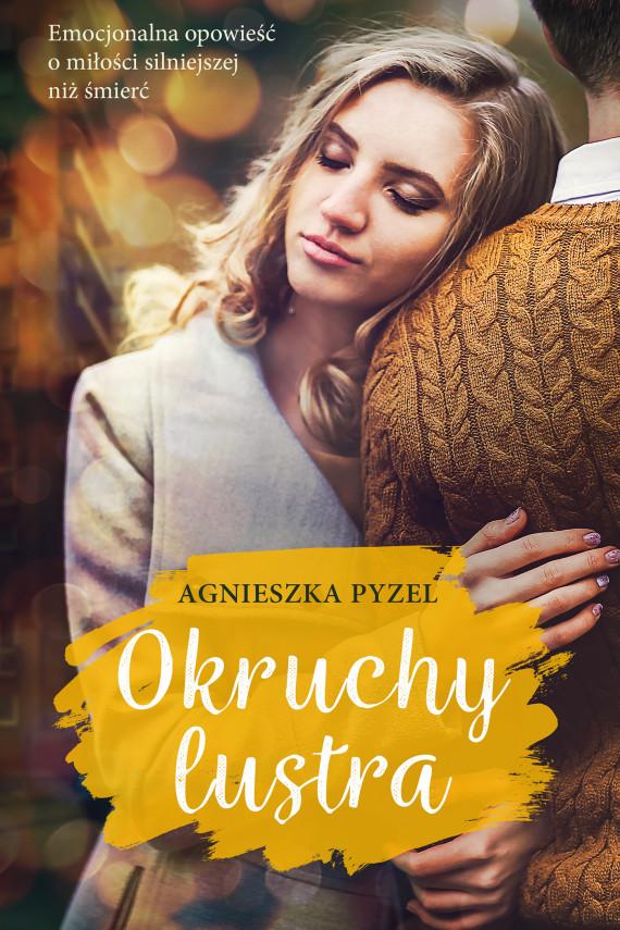 okładka Okruchy lustraebook   EPUB, MOBI   Agnieszka  Pyzel