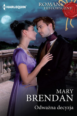 okładka Odważna decyzja, Ebook | Mary Brendan