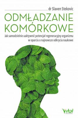 okładka Odmładzanie komórkowe, Ebook | Stekovic Slaven