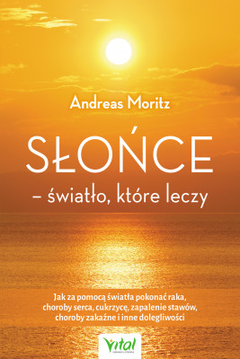okładka Słońce – światło, które leczy, Ebook | Andreas Moritz